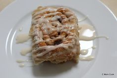 C Mom Cook: July Sourdough Surprises - Cinnamon Rolls Sourdough Cinnamon Rolls, Sourdough Recipes, Apple Pie, Macaroni And Cheese, Oatmeal, Thanksgiving, Cooking, Breakfast, Ethnic Recipes