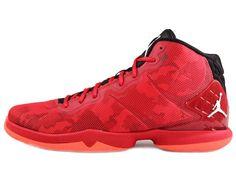 Nike Jordan Super.fly 4 Gym Red Whte Black Infrared 23 (768929-630) - RMKstore