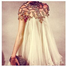 Marchesa detailed gown / dress