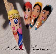 Sailormoon et le pouvoir du prisme lunaire