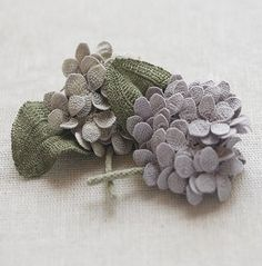 Knitted flowers and vegetables by Itoamika... | Crafthunters
