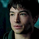 talk less. smile more #Flash #justiceleague #EzraMiller