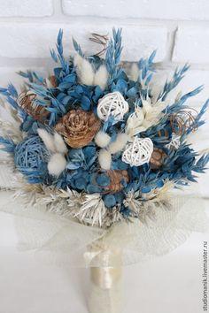 Букеты ручной работы. Ярмарка Мастеров - ручная работа. Купить Букет из сухоцветов. Handmade. Разноцветный, цветы, подарок, подарок женщине