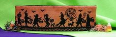 Goblins on Parade by Blackberry Lane Designs......fabulous!