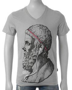 Solid T-skjorte (Grey) - Smartguy.no - $80nok