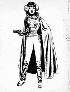 Milton Caniff, Princess Snowflake, 1950s
