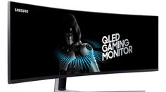 Samsungs 49-inch ultrawide curved monitor is really ultrawide