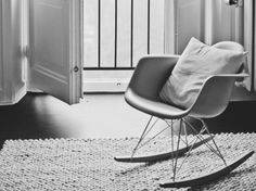 Chair. By Eames