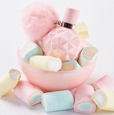 Ariana Grande Sweet Like Candy Eau de Parfum Ari Perfume, Candy Perfume, Sweet Like Candy, Ariana Merch, Ariana Grande Fragrance, New Fragrances, Pretty Pastel, Smell Good, Everything