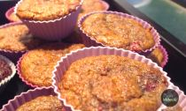 Vanille-Himbeer Muffins