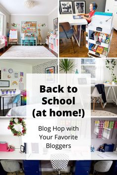 I joined a blog hop all about Back to School (at home!). Get tips about homeschooling from all your favorite bloggers. Learn how to set up your space, how to create a schedule, and how to have the best possible homeschooling experience. Small Playroom, Toddler Playroom, Back To School Organization, Playroom Organization, Set Of Drawers, Project Board, Create Space, Getting Organized, Homeschooling
