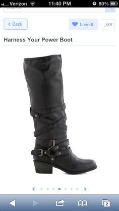 Black Boots :)