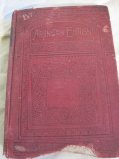 Items similar to Rare Arlington Edition Dombey and Son by Charles Dickens on Etsy Antique Books, Vintage Books, Vintage Antiques, Dombey And Son, Ephemera, Sons, Literature, Trending Outfits, Classic