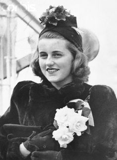 Kathleen Agnes (Kennedy) Cavendish, Marchioness of Hartington (February 20, 1920 – May 13, 1948) was an American socialite. She was the fourth child and second daughter of Joseph P. Kennedy, Sr. (1888–1969) and Rose Fitzgerald (1890–1995). She was a sister of future U.S. President John F. Kennedy (1917–1963) ~ Buried at Edensor (Chatsworth Estate) JFK visited   http://en.wikipedia.org/wiki/Kathleen_Cavendish,_Marchioness_of_Hartington