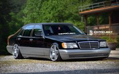 Mercedes S - Lowered - Facebook