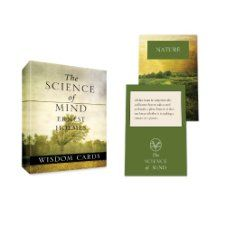 The Science of Mind Wisdom Cards - Ernest Holmes