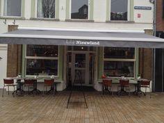 Aanwinst in de Nieuwlandstraat: Lunchcafe Nieuwland