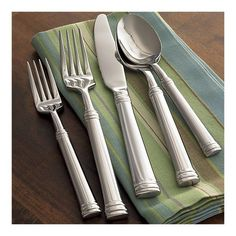 20-piece Tuscany flatware