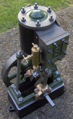Building the Stuart No 1 stationary steam engine