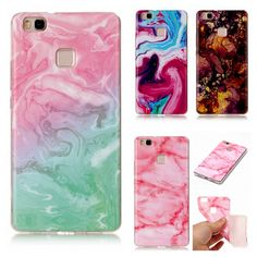 Cheap case for huawei, Buy Quality case for directly from China case for huawei p9 Suppliers: For Funda Huawei P9 Lite Case 5.2 inch Granite Marble Skin Soft TPU Back Cover Case For Huawei P9Lite 2016 Silicone Phone Cases