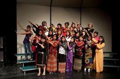 The Global Village School - helping teenage survivors of war achieve their educational dreams.