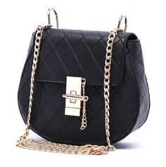 2016 Small bags Vintage Women Handbag High-end Hardware Chains Shoulder Bags Pu Leather Messenger Bags Bolsos Mujer sac a main