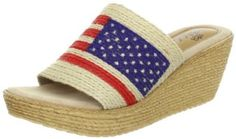 Sbicca Women's Liberty Wedge Sandal