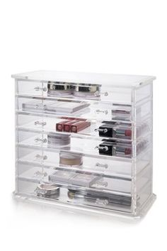 Deluxe 7-Drawer Cosmetics Chest