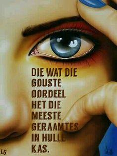 Afrikaanse Quotes, Funny Babies, Deep Thoughts, Psalms, Tart, Strength, Jokes, Wallpapers, Memories