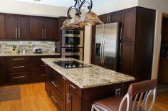 Pro #1523590 | Kansas Granite Mart | Lees Summit, MO 64086 Lees Summit, Granite, Kansas, Kitchen Cabinets, Home Decor, Decoration Home, Room Decor, Granite Counters, Cabinets