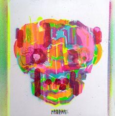 Obra original / Original Artwork 25x25cm