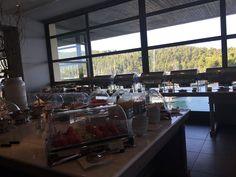 Sunday's breakfast at Crystals restaurant with magnificent marina view!  #portocarras #breakfast #sundaymorning #valentinesweekend #weekendvibes #marinaview #halkidiki #sithonia #santihalkidikidenexei