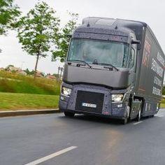 Renault Trucks Corporate - Les communiqués : Optifuel Lab 2: l'excellence énergétique de Renault Trucks