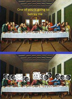 Bad Poker Face Judas