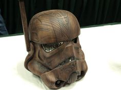 Maori Star Wars Storm Trooper