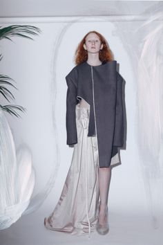 1granary_csm_central_saint_martins_masha_reva_lookbook18 #fashion #structure