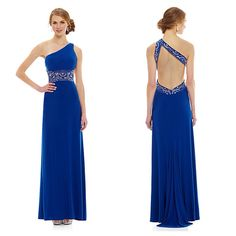 This is my prom dress but in a bright coral pink color!