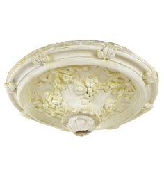 Classical Revival Plaster Ceiling Medallion c1910  G0084