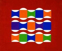 Tomás Maldonado (born Argentine painter, designer and thinker. General Motors, Graphic Patterns, Print Patterns, Concrete Art, Art Database, Design Museum, Geometric Art, Mosaic Art, Graphic Design Illustration
