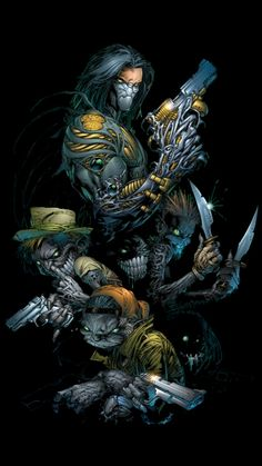 The Darkness - Marc Silvestri