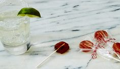 The summertime, tequila-spiked staple takes a turn as a delicious, sugary treat. Valentine Treats, Valentine Cupcakes, Homemade Lollipops, Lollipop Recipe, Lollipop Sticks, Architecture Tattoo, Wedding Humor, Funny Art, 60th Birthday