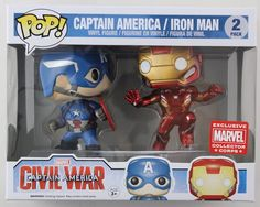 "Marvel Collector Corps Subscription Box Review – April 2016 - Check out my review of the April 2016 Marvel Collector Corps ""Civil War"" Subscription Box!"