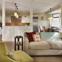 Dividing Wall Design...office/living room
