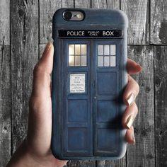 Tardis doctor who iPhone 6 case, iPhone 6 plus case S661 - Decouart - 1