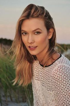 Karlie Kloss for Marella SS16 Campaign #Karlie_Kloss #Woman #Beauty
