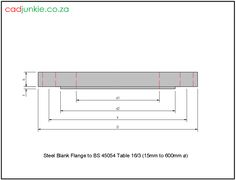 Table: 16/3  CAD Format: AutoCAD 2013  Block Type:, 2D Dynamic (1x24 Lookup Tables)  Units: mm  Description:  A dynamic block made using the BS 45054 Flange Tables.  The block is parametric and uses lookup tables to produce 24 different blocks. The block can be edited to user dimensions with the standard AutoCAD Properties editor.  Sizes:       15, 20, 25, 32, 40, 50, 65, 80,     100, 125, 150,     200, 250,     300, 350,     400, 450,     500, 600, 700, 800, 900,     1000, 1200 Cad Blocks, Autocad, The Unit, Table, Tables, Desk, Tabletop, Desks