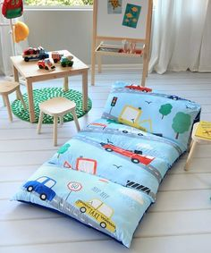 Love this Transportation Lounge Cover on #zulily! #zulilyfinds