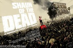 Shaun of the Dead Limited Edition Screenprint