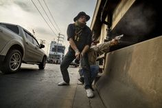 Asia Photographer Of The Year: 'Bullets Flew Through The Air Over My Head'