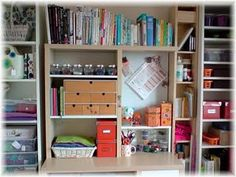 Craft room of Folksy seller Made by Lolly